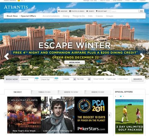mẫu thiết kế web du lịch độc đáo1