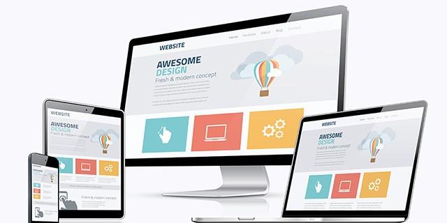 xu hướng thiết kế website 1
