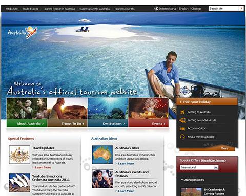 Thiết kế web du lịch độc đáo4
