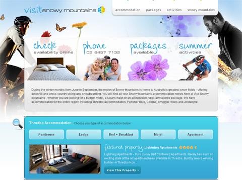 Thiết kế web du lịch độc đáo6