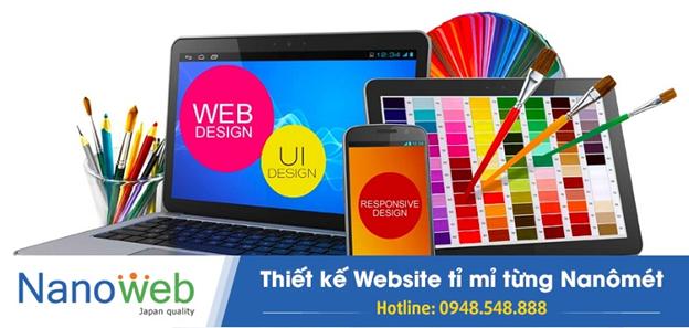 Thiết kế Website Responsive chuyên nghiệp giá rẻ chỉ có tại Nanoweb.vn 1