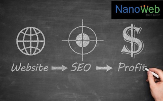 thiết kế website chuẩn seo google giá rẻ nanoweb 2