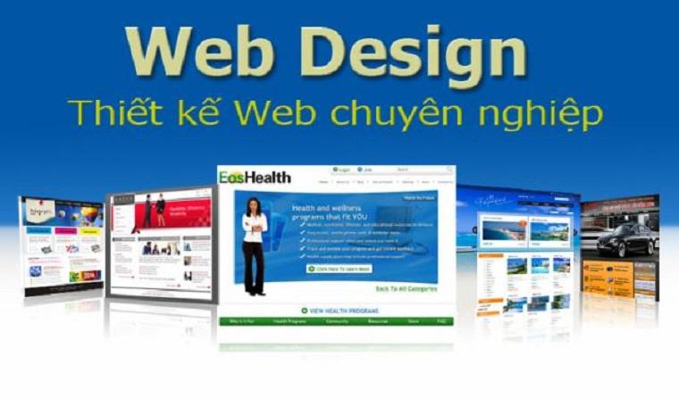 Thiết kế web chuyên nghiệp tại Nanoweb3