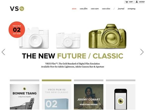 14 thiết kế web nổi bật