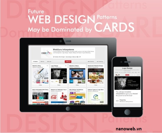 Xu hướng thiết kế web trong tương lai