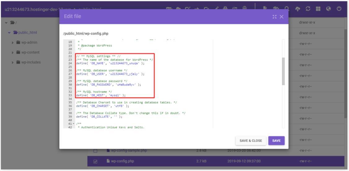 """Cách khắc phục """"Lỗi thiết lập kết nối database"""" trong Wordpress"""