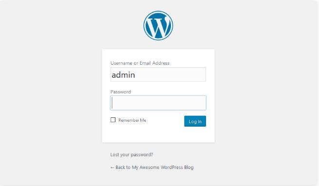 Cơ bản về wordpress