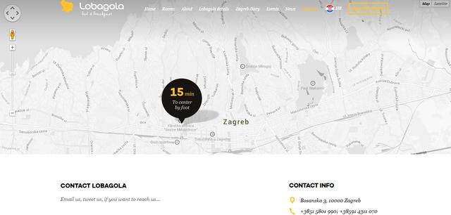 kết hợp google maps