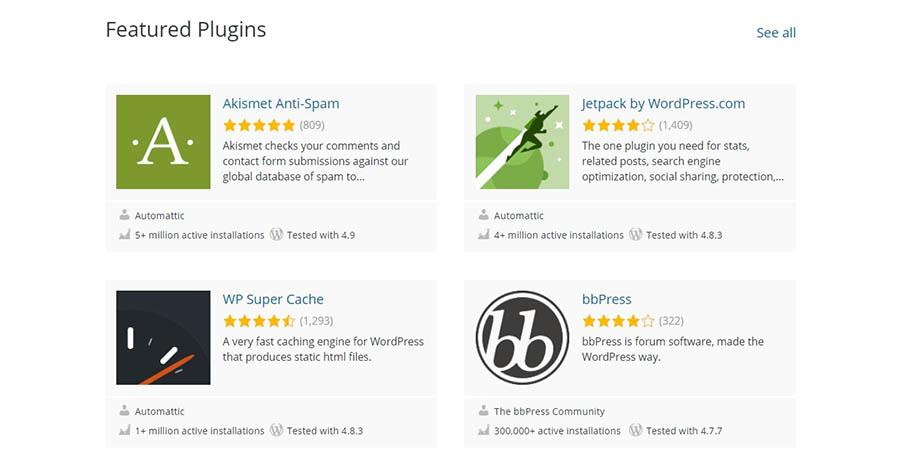 Điều gì làm cho Wordpress trở nên độc đáo?
